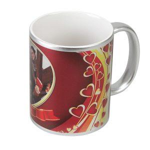 чаша за подарък със снимка
