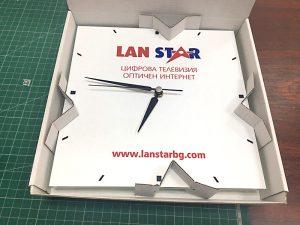 фирмени рекламни часовници - Print 'em all