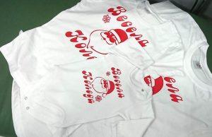 комплект тениски за мама, тати и бебчо - Print 'em all