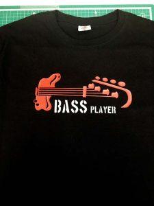 тениски за музиканти - Print 'em all