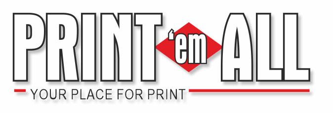 Print 'em all
